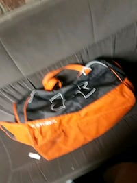 black and red Under Armour duffel bag Owasso, 74055