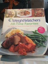 WeightWatchers All-time Favorites cookbook Midland, 79701
