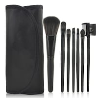 NEW!!! Complete 7‎‎-‎Pc ‎Makeup ‎Brush ‎Set $ 10‎ Laval