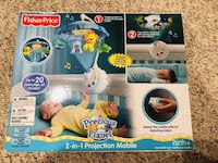 Fisher Price Projection Mobile $30 Okemos, 48864