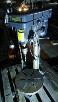 Drill press heavy duty table top $140 trades pos London, N5V 1Y4