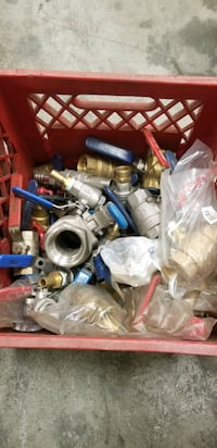 Stainless Steel and Mild Steel Fittings Abbotsford, V2T