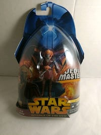 Star Wars Plo Koon Figure Indianapolis, 46227