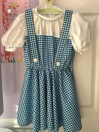 Girls size 6 Dorothy costume  Ashburn