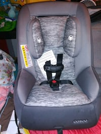baby's gray and black car seat Shreveport