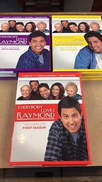 Everybody loves Raymond seasons 1,5,6 London, N6B 2L4