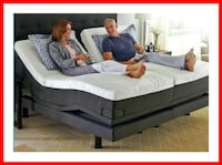 Base Adjustable - Head & Feet Up & 8 Compatible Mattresses Available Manassas
