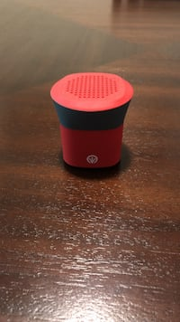 red and black bluetooth speaker Germantown, 20874