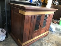 Tv stand sale - moving sale Chantilly, 20152