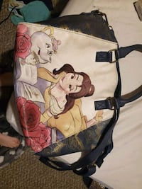 beauty and the beast purse Des Moines, 50314