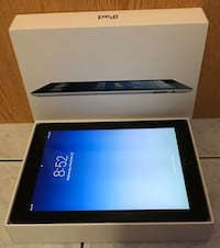 APPLE IPAD 4th GEN - 128GB - WIFI Brampton, L7A 3L2