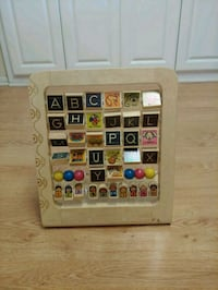 New childrens wooden abacus learning toy New Port Richey, 34652