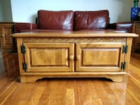Solid wooden coffee table and side tables(3 piece) Parsippany-Troy Hills, 07054
