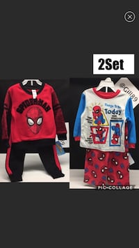 two red and black long-sleeved shirts Elizabeth, 07208