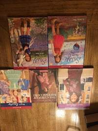 American Girl Collection books $4 each St Paul