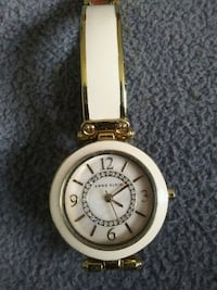 Beautiful Ann Klein watch.  Edmonton, T6M 0A4