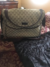 Gucci Diaper Bag Clifton, 07012