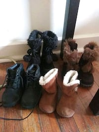 Kid's boots Woonsocket, 02895