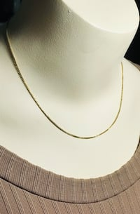 10K gold Necklace St Catharines, L2N 5C2