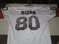white and black NFL jersey Billings, 59101
