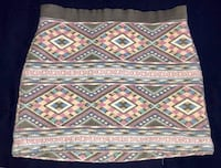 Tribal Print Skirt  Sand Springs, 74063