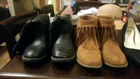 pair of boots for young girls size 3 South Fallsburg, 12779