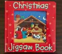 Christmas Jigsaw Book Madrid, 28016