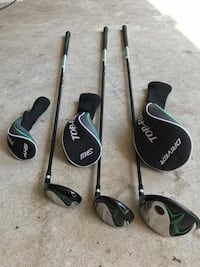 Top Flite golf clubs Bristow, 20136