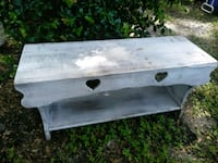 white and gray wooden chest Largo, 33771