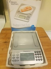 Weight Watchers food scale  Oklahoma City, 73132