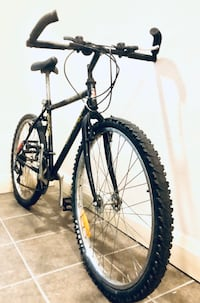 Roughed Up Raleigh Rockhopper (Rides Great!) Toronto, M4X 1G2