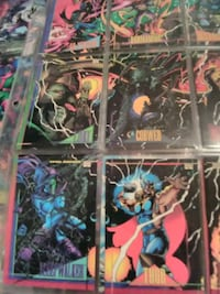 assorted color of Batman and Robin comic books