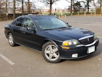 2002 LINCOLN LS sedan 3.9 V8 ___ NOT the boat-like___ INSPECTIONS PASSED FAIRFAX