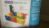 Baby Care - Play Pen NonToxic Material (Used) Plymouth, MN, USA