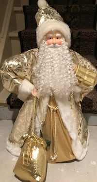 Santa clause from the Bombay Company Vaughan, ON, Canada