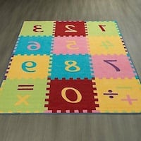 "BRAND NEW 5x7"" KIDS AREA RUG ! MORE DESIGNS AVAILABLE Clifton, 07013"