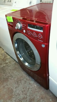 LG front load washer 4 months warranty  Pikesville, 21208