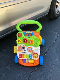 Like new vtech walker  756 mi