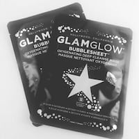 GLAMGLOW BUBBLESHEET Deep Cleanse Mask Vancouver