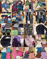 Girls and boys shoes,jackets and clothes Mississauga, L5W