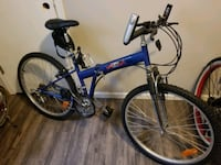LOCK 'n' ROLL folding bicycle Chicago, 60612
