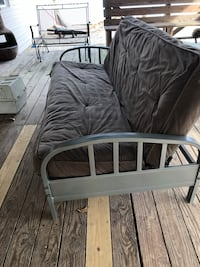 Heavy duty futon from smoke free home $75 Heidelberg
