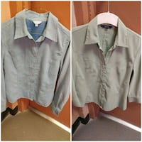Blue and green blouses Kitchener, N2G 4X6