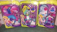 Polly Pocket and accessories  2261 mi