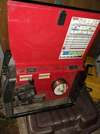 red and black portable generator Guelph