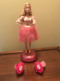 Dance with me Barbie Franklin, 53132