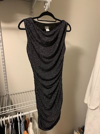 Black sparkly dress Hamilton, L8J