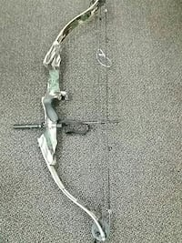 gray and green compound bow Hagerstown, 21740