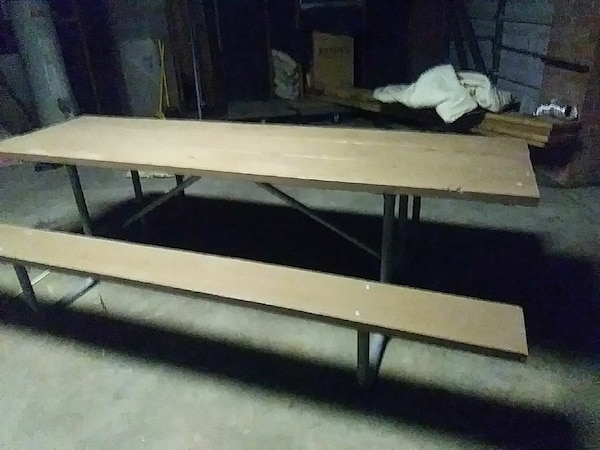 Used Foot Picnic Table For Sale In San Antonio Letgo - 8 foot picnic table for sale