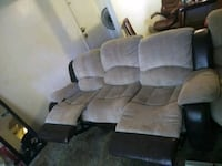 Sectional counches with recliners Tucson, 85713